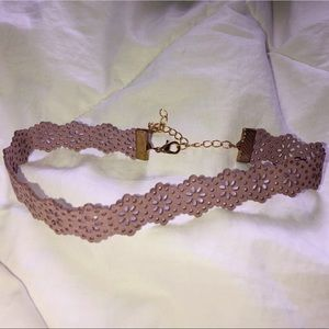 Jewelry - Purple choker